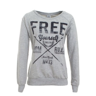 'Rules free' sweater Vero Moda
